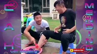 Video FUNNY Videos 2018 People doing stupid things  compilation - Try not to laugh,. download MP3, 3GP, MP4, WEBM, AVI, FLV Maret 2018