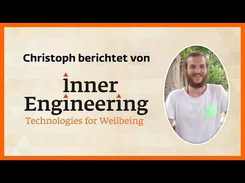 Christoph berichtet von Inner Engineering