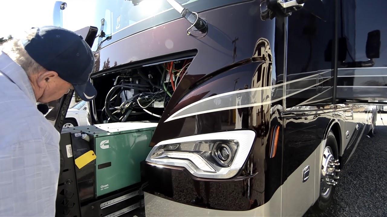 The RV Corral 2019 Tiffin Allegro Bus 45 OPP Stock # NA1047