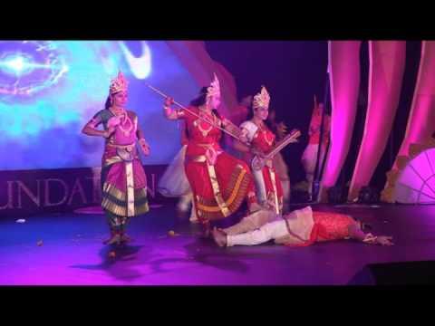 Lupin Annual 2017 Opening Saraswati Vandana Dance performance