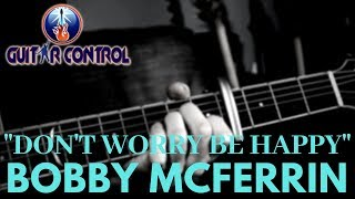 How To Play Don't Worry Be Happy By Bobby McFerrin - Easy Acoustic Guitar Lesson w/ Sean Daniel