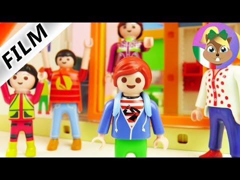 Playmobil Film: ASILO VIETATO PER JULIAN VOGEL! Mai più all'asilo?