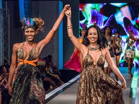 Saint Lucia Hot Couture 2015