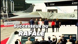 L'avion européen de combat du futur dévoilé au Bourget