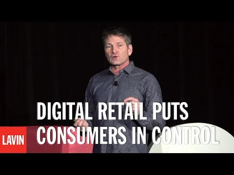 Douglas Stephens: Digital Retail Puts Consumers in Control