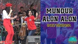 Gambar cover MUNDUR ALON ALON - INEZ TINENSIA | (OFFICIAL PEMUDA  DAM 3)