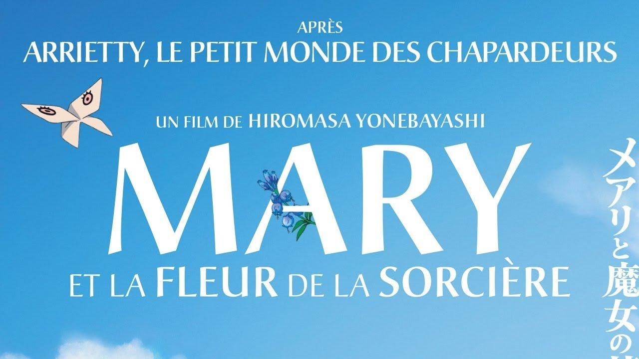 Download MARY ET LA FLEUR DE LA SORCIÈRE (2017) WEB-DL XviD AC3 FRENCH