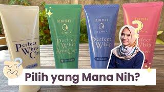 Facial Foam Senka Perfect Whip dari Pandangan dokter Vania   Vania Utami
