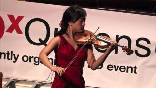 How Music Can Be Better For You Than Sex and Chocolate: Deanna Choi at TEDxQueensU
