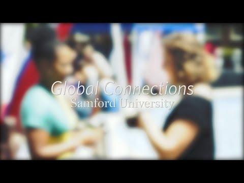 Global Connections, Samford University