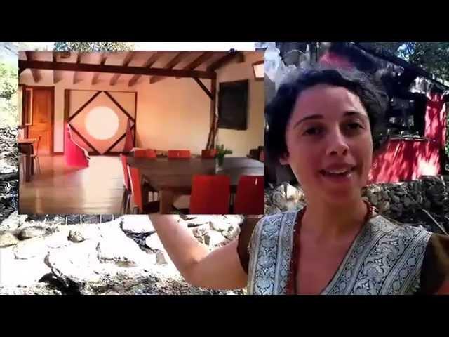 Fuego en Sierra de Gata, crowdfunding Centro El Encuentro