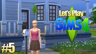 Les Sims 4 #5 Premier baiser ?