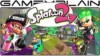 Splatoon 2 - Reveal Trailer Discussion w/ Chuggaaconroy & MasaeAnela