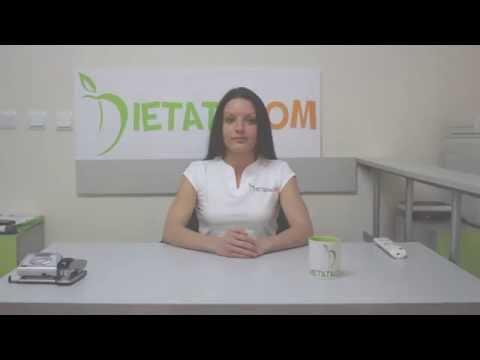 Видео 40 дневна диета разделно хранене