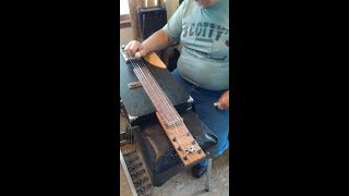 cigar box lap steel