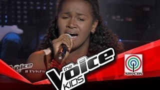 "The Voice Kids Philippines Blind Audition ""Try It On My Own"" by Grace"