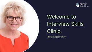 Welcome - Interview Coaching