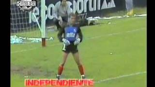 Independiente 1 vs Racing Club 1 Campeonato 1987/88 FUTBOL RETRO TV
