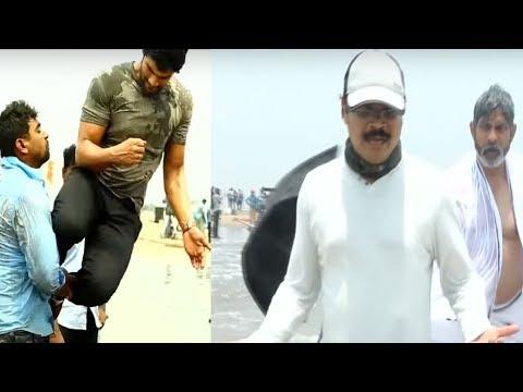 Jaya Janaki Nayaka Hamsala Deevi Fight Making || #JayaJanakiNayaka || Boyapati Srinu || Rakul Preet