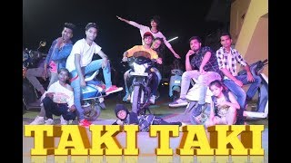DJ Snake - Taki Taki ft. Selena Gomez, Cardi B, Ozuna - Dance Choreography by Rajat soni