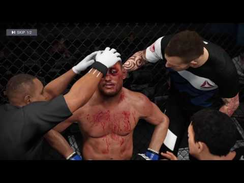 UFC 2 | BLACK GUY VS WHITE GUY