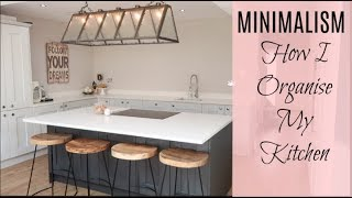 KITCHEN ORGANISATION AND STORAGE IDEAS | HOW TO ORGANISE YOUR KITCHEN | Kerry Whelpdale