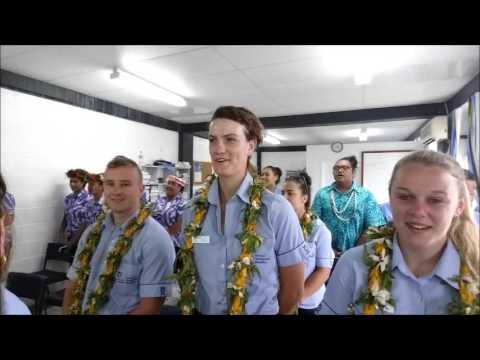 Cook Island Study Tour