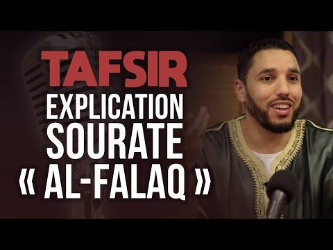 EXPLICATION SOURATE AL FALAQ