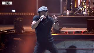 MUSE Brian Johnson of AC DC Back In Black