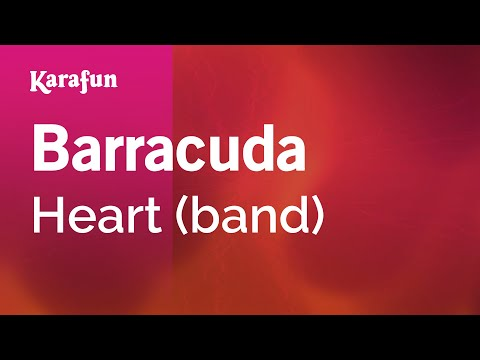 Karaoke Barracuda - Heart *
