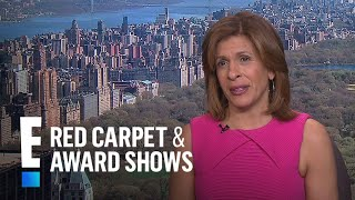 "Hoda Kotb Talks New Book ""I Loved You Since Forever"" 