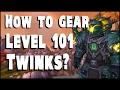 Gearing Guide - Level 101 Twinks - Wow Legion video