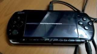 PSP 3000 Boot Up Freezing Problem - HELP !