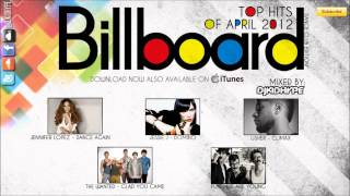 Billboard Top Hits Of April /May 2012 Mix (Dance Club Edition)  **FREE Download** DJ Kid Hype