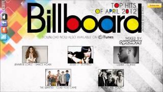 Billboard Top Hits Of April /May 2012 Mix (Dance Club Edition)  **FREE Download** DJ Kid Hype