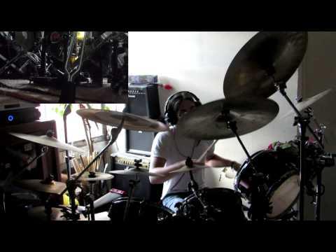 "Gavin Harrison & 05 Ric ""Unsettled"" Cover - Federico Aguilar"