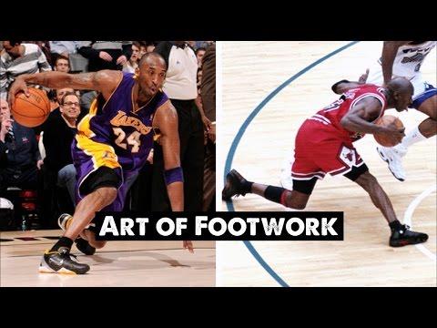 NBA - The Art of Footwork (Basketball...
