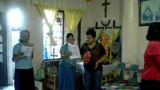 holy rosary prayer in bacus family 2nd