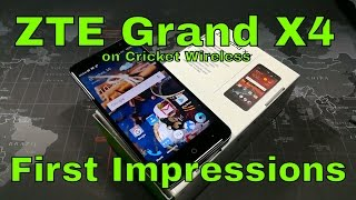 Video ZTE Grand X 4 - First Impressions - I can't believe this was only $79.99! download MP3, 3GP, MP4, WEBM, AVI, FLV November 2018