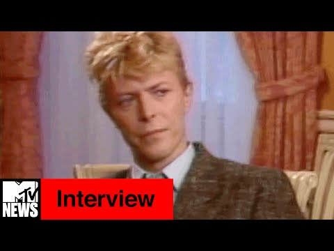 """David Bowie Criticizes MTV for Not Playing Videos by Black Artists"""
