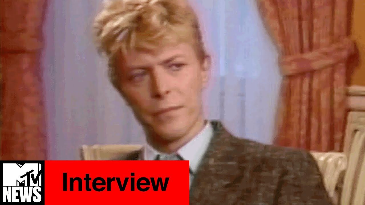 David Bowie Criticizes MTV for Not Playing Videos by Black Artists | MTV News