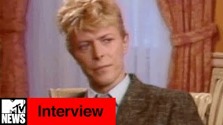 David Bowie Criticizes MTV for Not Playing Videos by Black Artists | MTV News(David Bowie has some questions and criticisms about MTV's lack of videos featuring black artists in this 1983 interview with Mark Goodman. Subscribe to MTV ..., 2016-01-11T20:12:08.000Z)