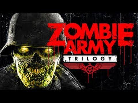 ZOMBIE ARMY TRILOGY! Walkthrough- Episode 3  Beyond Berlin   Freight Train of Fear Part 2