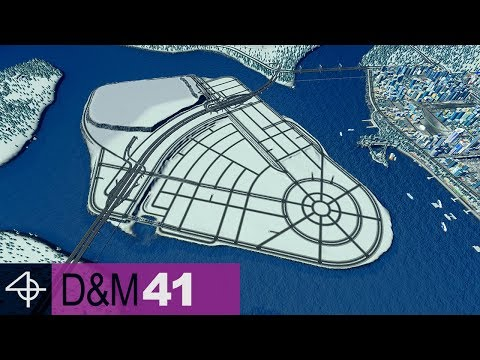 THIS ISN'T EVEN MY FINAL FORM | Unmodded Cities: Skylines – Design and Manage, Part 41