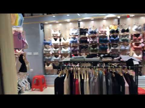 Нижнее белье оптом - рынок в городе Иу Китай