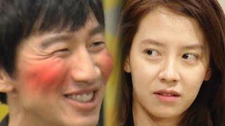 "Lee Kwang Soo ""I want trade my body with JiHyo"" 《Running Man》런닝맨 EP423"