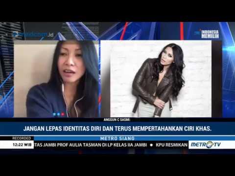 Anggun Bangga Singlenya Masuk Billboard Chart Mp3