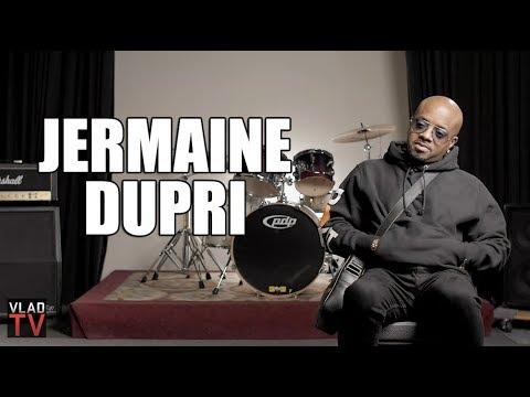 Louie Cruz - WATCH: Jermaine Dupri Talks About Eminem and Dr. Dre Dissing Him