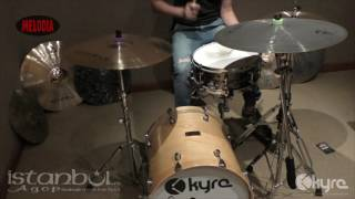 Cymbals Demo by Handy Salim - Istanbul Agop (part 2)