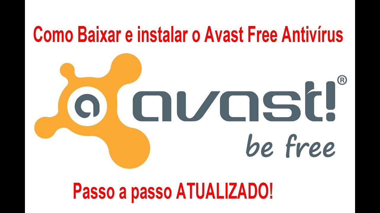 FREE BAIXAR ATUALIZACAO ANTIVIRUS AVAST DO